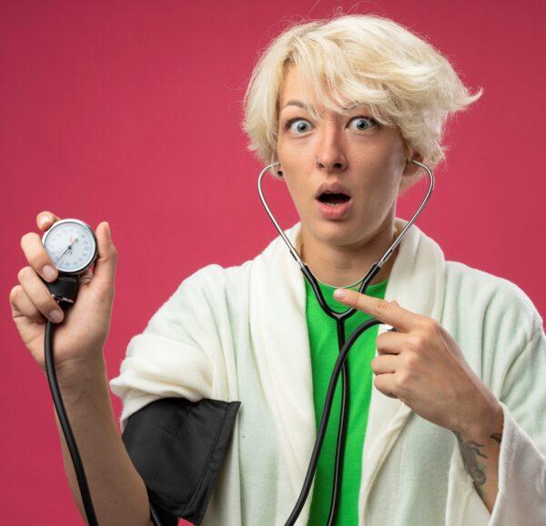8 способов снизить давление без таблеток
